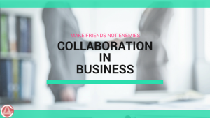 Blog Title - Collaboration in Business